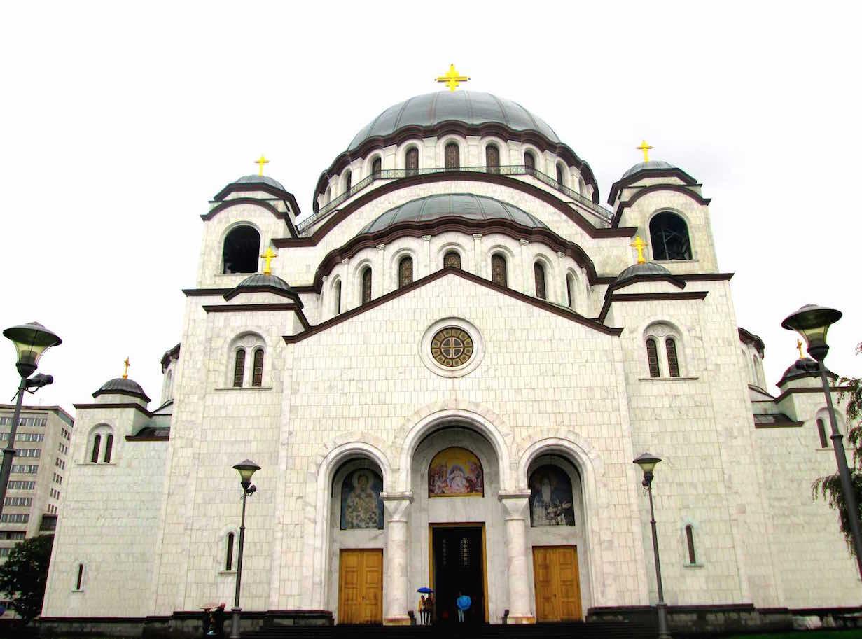 Cosa vedere a Belgrado se non il Tempio di San Sava