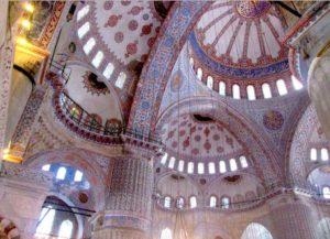 cosa vedere a Istanbul se non visitare la moschea blu