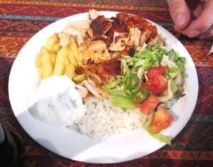 cosa vedere a Istanbul cibo tipico