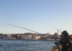 cosa vedere a Istanbul se non il ponte di galata