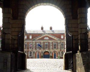 Dublino cosa vedere il Castello