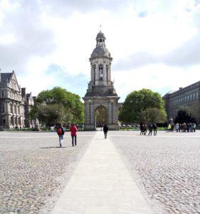 Visitare il Trinity College a Dublino