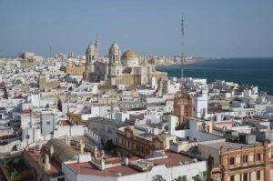 Visitare Cadice durante un viaggio in Andalusia