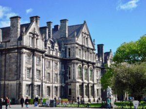 dublino cosa vedere il Trinity college