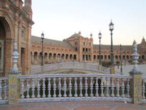 Cosa vedere a Siviglia Plaza d'Espana