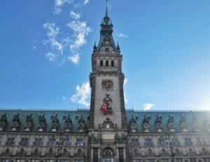 Cosa vedere ad Amburgo il Rathaus