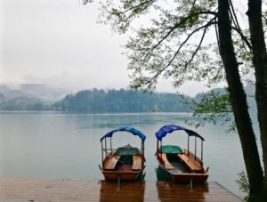 cosa vedere in Slovenia lago di Bled