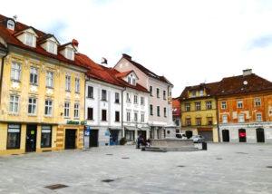 cosa vedere in Slovenia Kranj centro