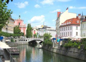 cosa vedere in Slovenia Lubiana