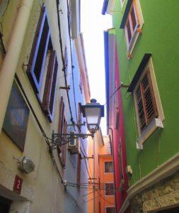 Istria cosa vedere centro di Pirano