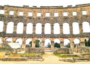 Istria cosa vedere Arena di Pola