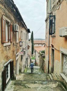 Istria cosa vedere città vecchia di Pola