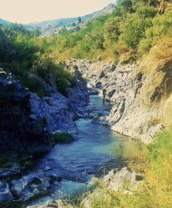 Parco fluviale delle Gole dell'Alcantara