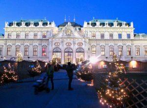 cosa vedere a vienna palazzo e parco del belvedere
