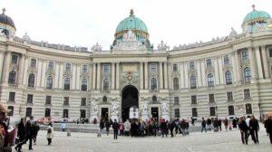 cosa vedere a vienna la residenza imperiale di hofburg