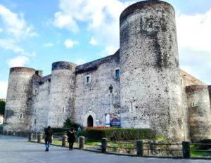 Cosa vedere a Catania il Castello Ursino