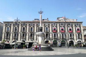 cosa vedere a Catania la fontana dell'elefante a piazza duomo