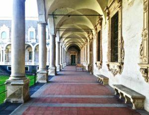 Monastero dei Benedettini di San Niccolo l'Arena a Catania