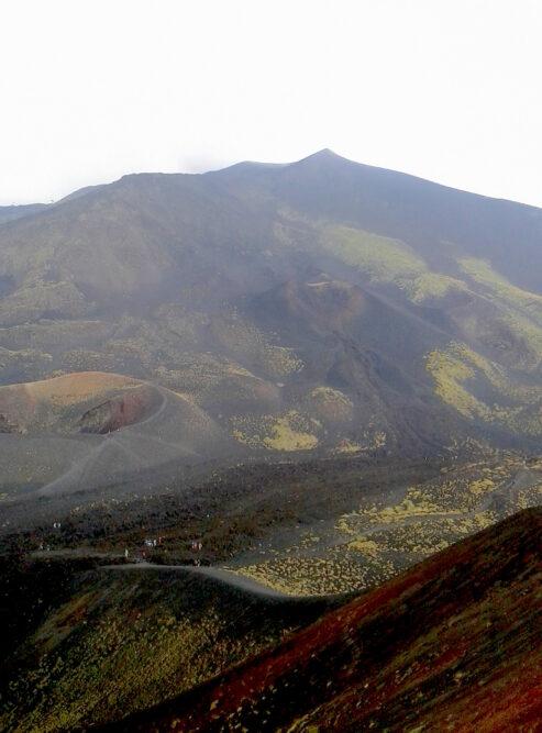 visitare l'Etna nei dintorni di Catania