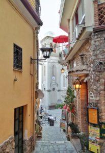 Visitare Castelmola nei dintorni di Catania