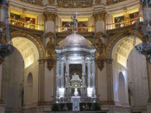 Cosa vedere a Granada cappella reale