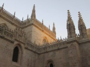 Cosa vedere a Granada cattedrale esterno