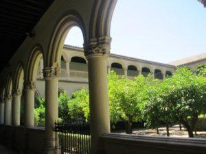 Cosa vedere a Granada monastero san jeronimo