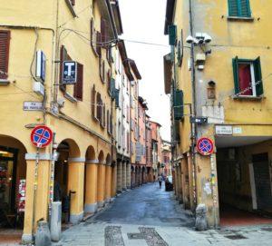 vivere a Bologna al Pratello