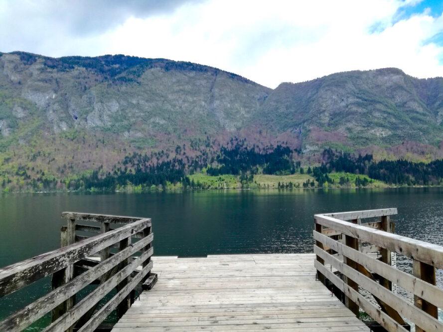 Cosa vedere in Slovenia Lago di Bohinj