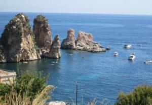 Vacanza in Sicilia nella costa nord a Scodello