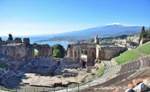 visitare Taormina durante una vacanza in Sicilia
