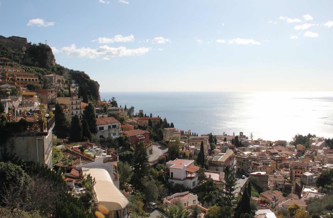 Organizzare una vacanza in Sicilia
