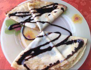 Le palacinke sono il dolce tipico della cucina balcanica