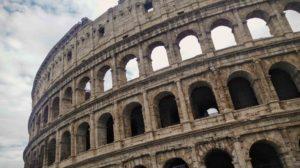roberta ci racconta cosa significa vivere a roma la capitale d'Italia