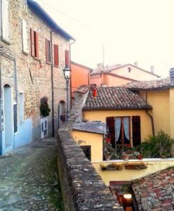 visitare Bertinoro tra i borghi Emilia Romagna