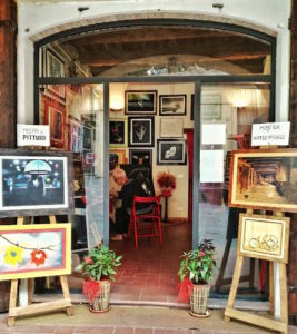 visitare il borgo di Brisighella tra i borghi Emilia Romagna