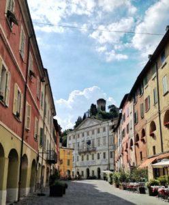 visitare Brisighella centro tra i borghi Emilia Romagna