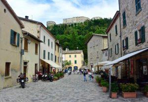 Borghi Emilia Romagna San Leo