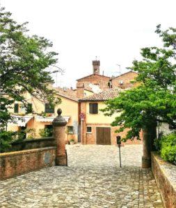 visitare il borgo medievale di Santarcangelo tra i borghi Emilia Romagna