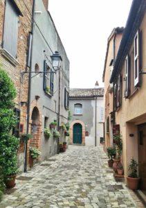 visitare il borgo di Santarcangelo tra i borghi Emilia Romagna