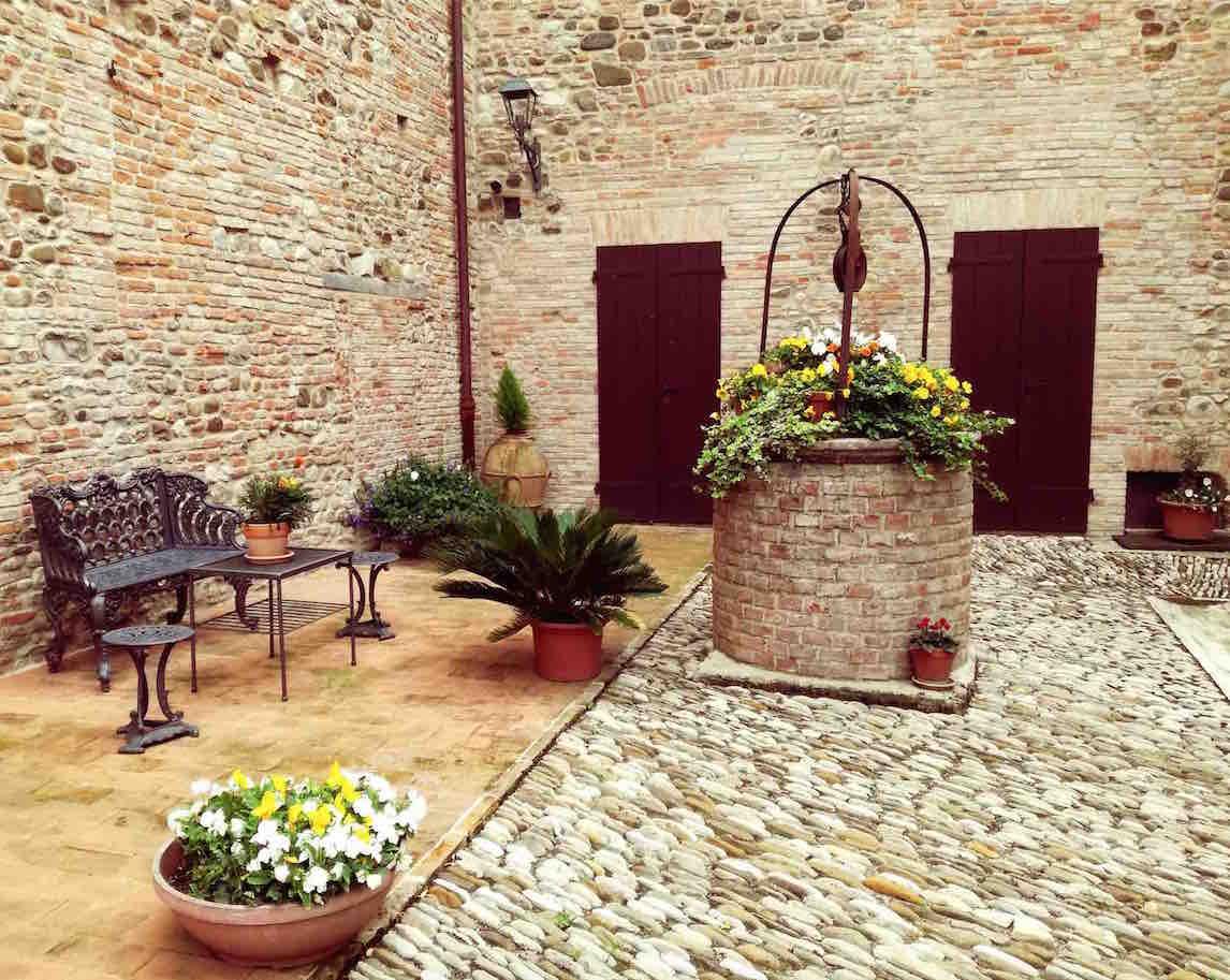 visitare la rocca di Santarcangelo tra i borghi Emilia Romagna
