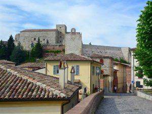 Borghi Emilia Romagna Verucchio centro