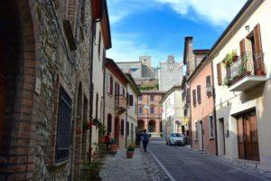 Borghi Emilia Romagna Verucchio