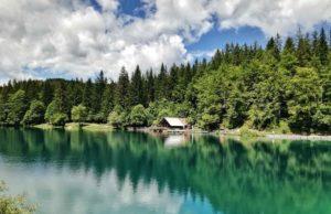 visitare i laghi di fusine
