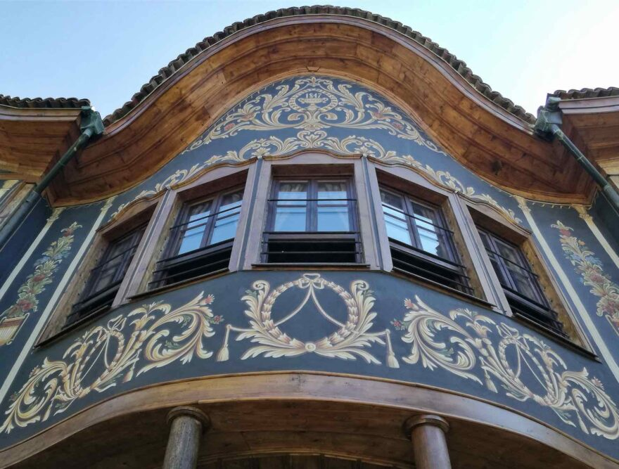 Casa museo di Plovdiv