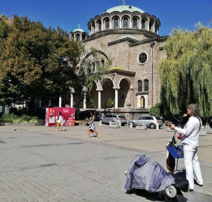 Cattedrale di Santa Domenica a Sofia