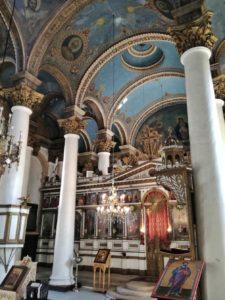Chiesa dei Santi Cirillo e Metodio a Plovdiv Bulgaria
