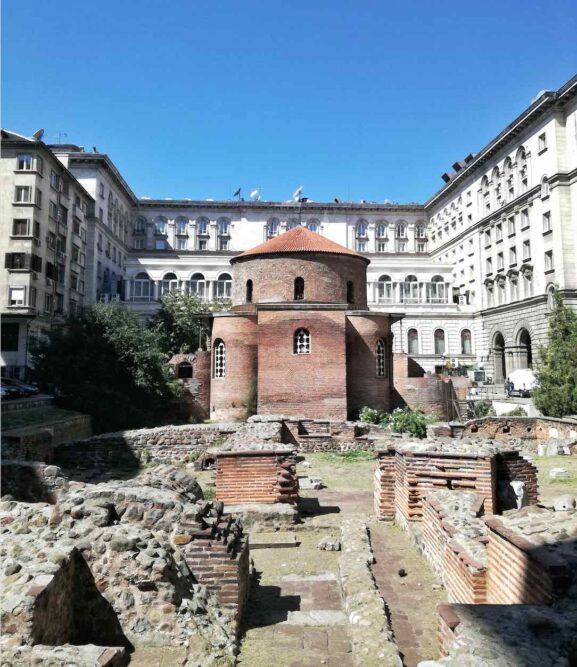 Cosa vedere a Sofia la Chiesa di San Giorgio