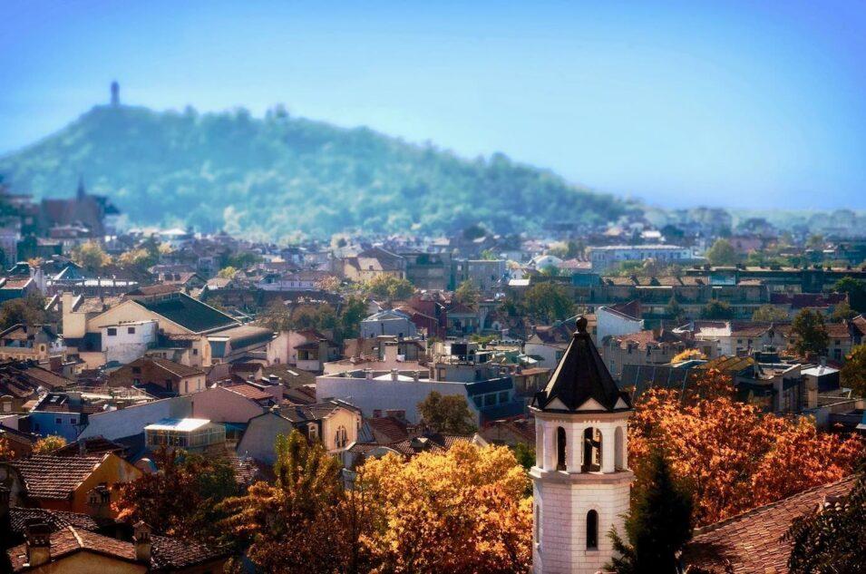 Plovdiv Bulgaria cosa vedere