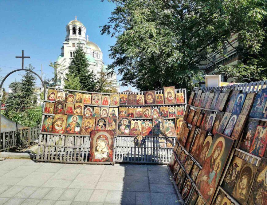 Icone e religione a Sofia